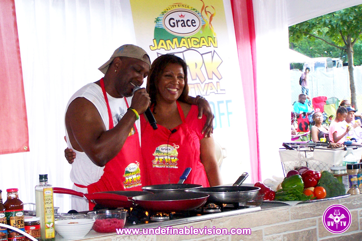 Grace Jamaican Jerk Festival NY (Food) ⋆ Undefinable Vision