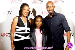 Host of Lights Of Harlem Amelia Moore, Actress Donshea Hopkins and Host Anthony Jones