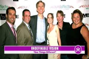 Undefinable Vision at Sound Affects Launch Gala
