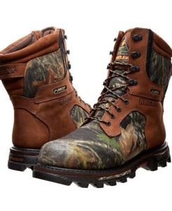 Best Traction Waterproof Hunting Boot