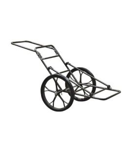 Best Choice Products Deer Game Hauler Utility Hunting Accessories Gear Dolly Cart