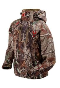 All significant features is put together in this hunting jacket!