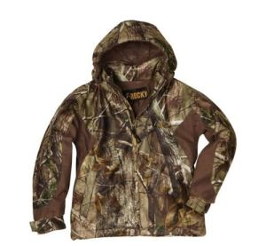 Absolutely lightweight jacket to enjoy your hunting.