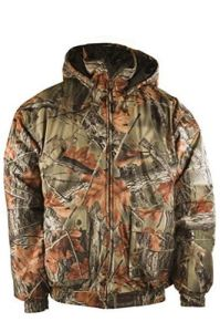 Roomy jacket with the complete water protection.