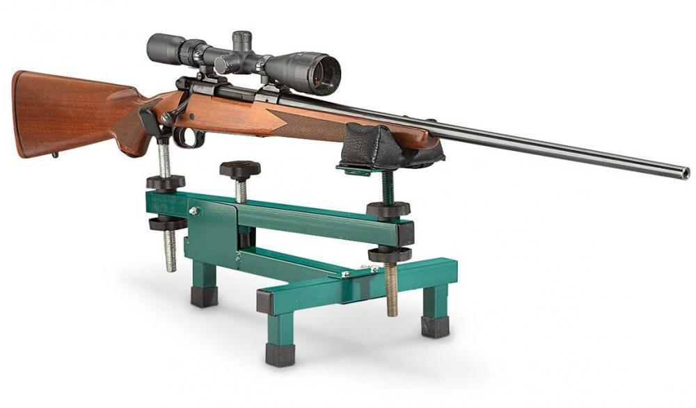 Traditional Shooting Rest