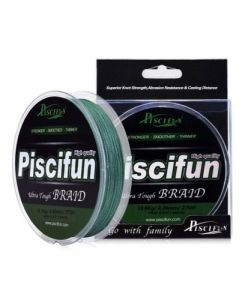 Piscifun Improved Braided Fishing Line
