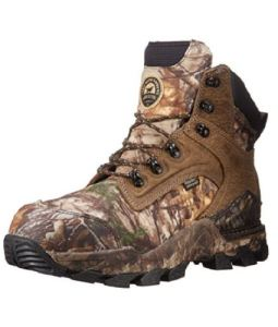Irish Setter Men's 4833 Deer Tracker 8 Hunting Boot