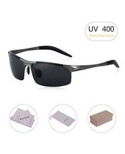 RAYSUN Men's Sports Style Polarized Sunglasses