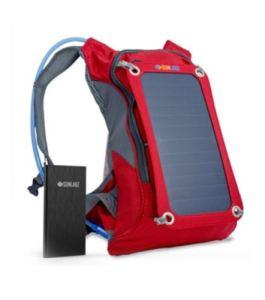 SunLabz Solar Charger Backpack