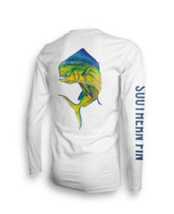 Performance Southern Fin Apparel Long Sleeve