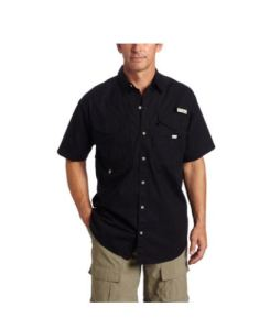 Columbia Men's Bonehead Short Sleeve Fishing Shirt