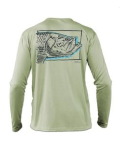 Salinity Gear Performance Fishing Shirt- UPF 50+ Dri-Fit Shirt
