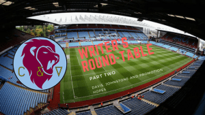Writer's Round Table (Part 2): Davis, Johnstone and Promotion Hopes