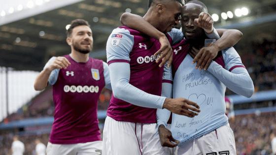Villa Win Fulham