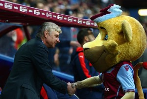 A Look Back at Arsene vs Aston Villa: Five Key Games