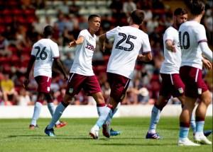 Pre-Season Match Report: Aston Villa 1 – 1 Kidderminster Harriers
