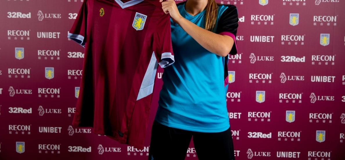 Aston Villa Ladies Signings