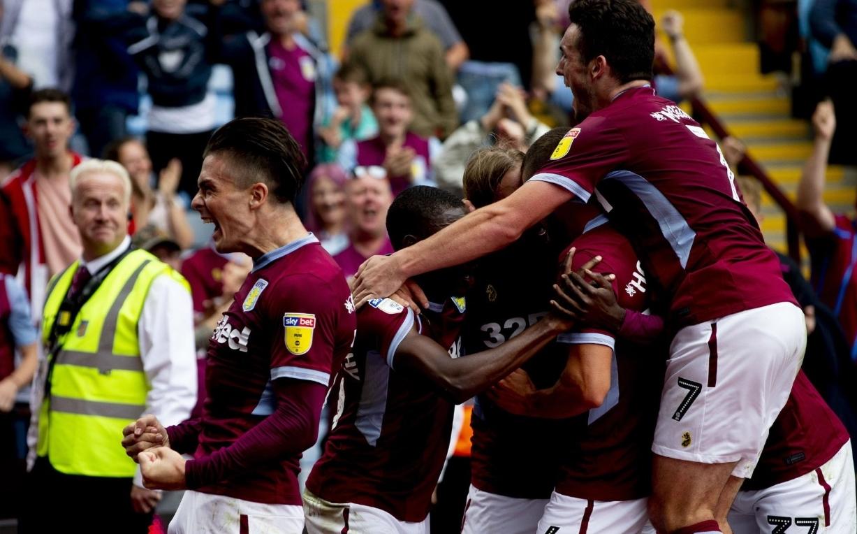 Aston Villa Wigan Win