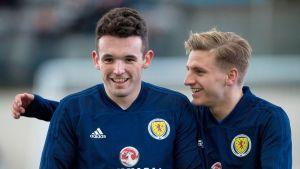 Scotland International John McGinn Joins Aston Villa from Hibernian