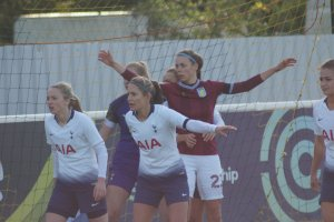 Tottenham Hotspur Ladies 2 – 1 Aston Villa Ladies: Confidence Growing