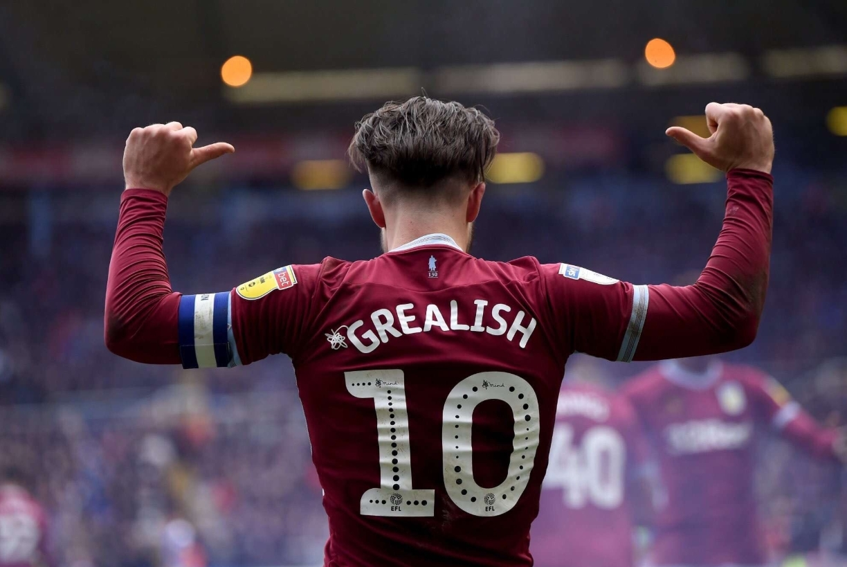 Jack Grealish Second City Derby Goal