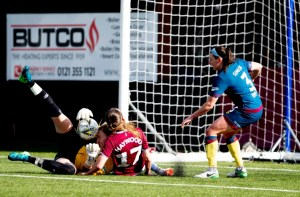 Aston Villa Ladies 0 – 1 West Ham United Women: Missed Chances Costly