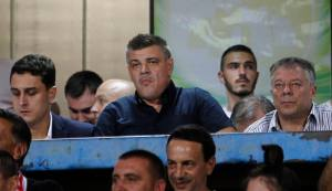 Former Villan Savo Milosevic  Addresses Balkan Racism for Second Time
