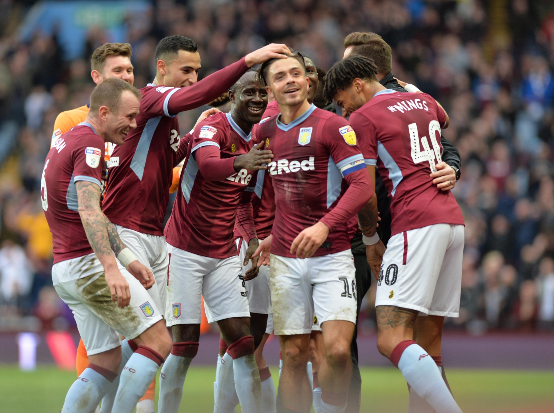 Aston Villa Ten Wins in a Row Secure Play-Off Place