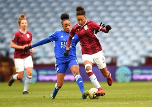 Aston Villa Women Make it Two with Melissa Johnson Acquisition