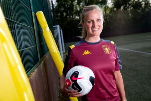 EXCLUSIVE: Marisa Ewers on Joining Aston Villa Women