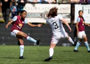Aston Villa Women 3 – 2 Sheffield United Women: Johnson Debut Perfection