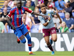 Refereeing Villa's Bane as They Lose Against Crystal Palace