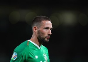 Republic of Ireland Friendly Highlights Hourihane Desire