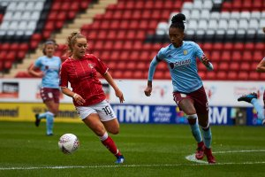 Top of the League Aston Villa Women are a force to be reckoned with
