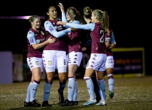 Aston Villa Women open Continental Cup account with Sheffield win