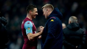 James Chester will be firmly back in Dean Smith's vision