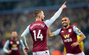 Hourihane continues to cull Canaries as Villa take all three points