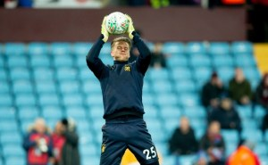 Orjan Nyland takes deserved plaudits despite 5-0 win