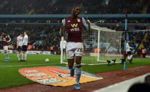 Aston Villa into last four of Carabao Cup after win against Liverpool
