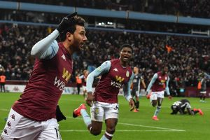 Aston Villa are off to Wembley, again!