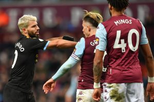 Record-breaking game for Aguero leaves Aston Villa devastated