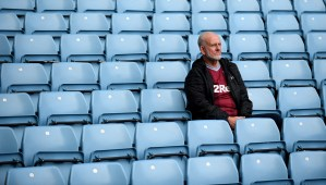 The absence of football and its effect on mental health