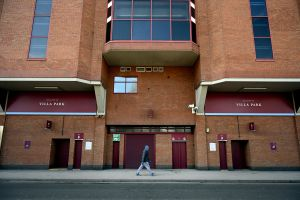 Bookies see Aston Villa set for the drop should season continue