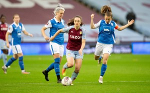 First WSL Second City Derby favours Birmingham City as Villa falter