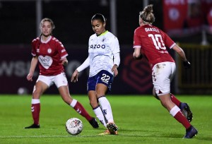 Aston Villa Women pile pressure onto Bristol City with emphatic win