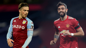 Talisman v Talisman: What the stats say about Grealish and Fernandes