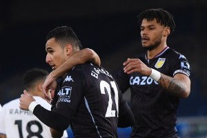 El Ghazi opener proves to be enough at Elland Road