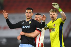 Aston Villa's fuel and fire can't melt Sheffield United's steel