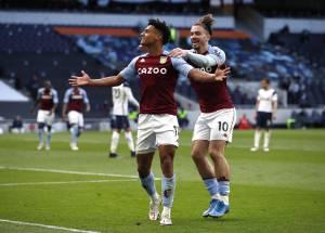 Aston Villa produce stellar performance to see off Tottenham Hotspur