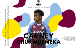 Our Young Player of the Season: Carney Chukwuemeka